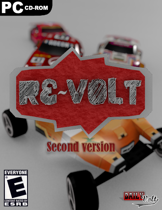 Re-volt 2nd Edition Cover